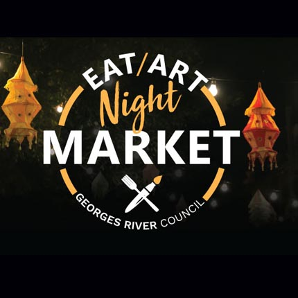 Eat Art Night Markets
