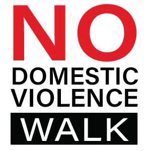 Say no to domestic violence