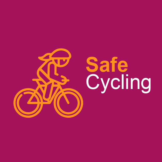 Information on safe cycling in the Georges River area