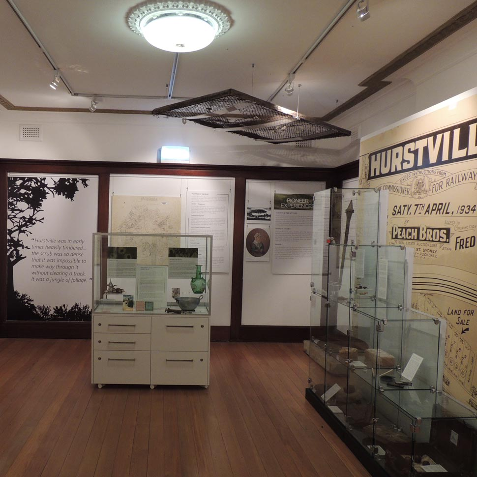 Hurstville Museum and Gallery